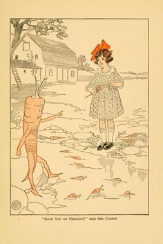 The Mary Frances Story Book or, Adventures Among the Story People by Jane Eayre Fryer; illustrated by Edwin John Prittie (1921)