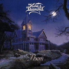 King Diamond - Them LP Record Album On Vinyl