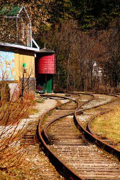 Wakefield Train Track   | Flickr - Photo Sharing!