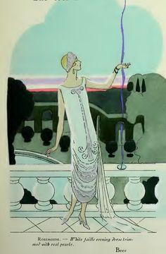 LES ANNEES ELEGANTES - 1924