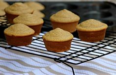 Old-fashion honey graham muffins recipe. Stone ground graham flour mixed with local honey, milk, and a bit of butter makes this wholesome muffin delicious. Cake Mix Muffins, Coffee Cake Muffins, Recipes With Graham Flour, Flour Recipes, Search Recipes By Ingredients, Clam Cakes, Frozen Lemonade, Homemade Donuts, Muffin Recipes