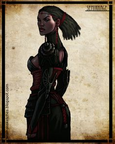 she is my favorite of the forsaken. my 7 followers, I'm curious as to who your favorite forsaken is…?