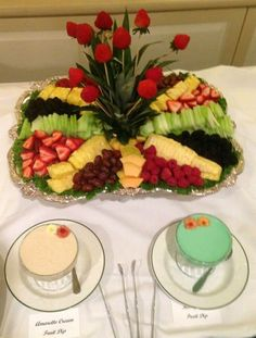 Image result for show oictures how to organize a table for grduation