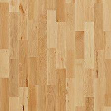 """Scandinavian Naturals 3-Strip 7-7/8"""" Engineered Beech Viborg Flooring"""