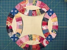 DWR Quilt Along: Assembling a Block ~ the plaid scottie