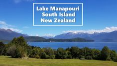 Often overlooked as a destination, Lake Manapouri on the edge of Fiordland, is a must visit for all nature lovers. Ethereal Beauty, All Nature, South Island, Mother Nature, New Zealand, Travel Guide, National Parks, Lovers, News