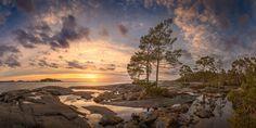 Calm on the Coast by Janne Kahila on 500px