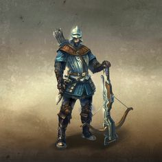 Might & Magic: Elemental Guardians is a fast-paced strategic battle RPG for mobile devices, based on the epic fantasy lore of the Might & Magic franchise. Fantasy Armor, Medieval Fantasy, Fantasy Character Design, Character Art, Character Ideas, Character Concept, Character Inspiration, Warrior Of The Light, Monster Hunt