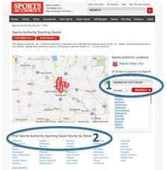 Designing Business Location Website Pages, Part 3: Mass Location Business With Store Locators