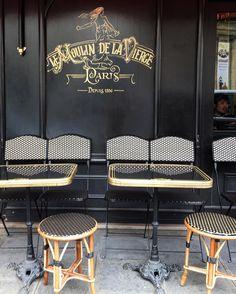 Warm weather & perfect cafes. Sweet dreams Lovelies! #paris #cafe #sweetdreams #parisjetaime by blushshop