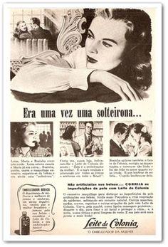 anuncios antigos de perfumes e sabonetes - Pesquisa Google