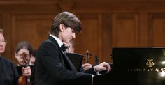 "Daniel Kharitonov plays Wolfgang Amadeus Mozart: Piano Concerto No.9 in E flat major ""Jeunehomme"" – XV International Tchaikovsky Competition, 2015, Piano / Round 2, Second stage"