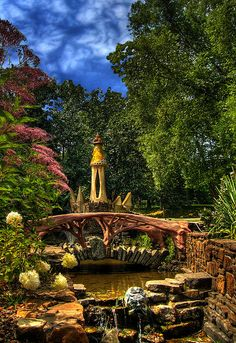 The Kingdom - Wilson Park, Fayetteville, Arkansas. Such a fun park and fun for the kids to run around and play in a pint size castle. Arkansas Usa, Fayetteville Arkansas, University Of Arkansas, The Places Youll Go, Places To See, Places To Travel, Little Rock, Arkansas Vacations, Parks