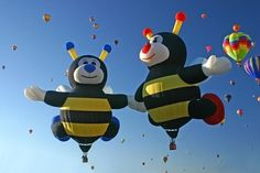 Attend Albuquerque International Balloon Fiesta, New Mexico - Bucket List Dream from TripBucket
