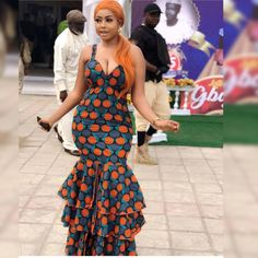 Here are amazing looks of 2019 ankara print fashion. 100 beautiful pictures of ankara styles for this week inspiration. Ankara will always have an outstanding and exceptional place in our African Print Dresses, African Print Fashion, Africa Fashion, African Fashion Dresses, African Dress, Fashion Outfits, Ankara Fashion, Fashion Styles, African Style