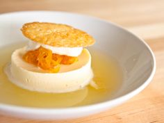 Meyer Lemon Parfait - Lark - Cooking Against the Grain