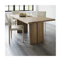 Browse a variety of high quality kitchen and dining tables from formal to casual at Crate and Barrel. Order tables online. Delivery and Financing Available.