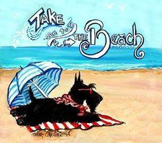 Scottie Beach