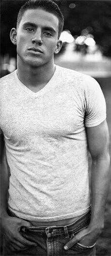 Brooding Channing tatum