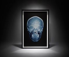 phil-davison-art-AlwaysOnMyMind,-2014   Skull Art  London Art Street Art  Tatto Art  Cross Stitch XXX STITCH  Urban Cross Stitch  Phil Davison  Egg Egg Art  Sew  Needle Point