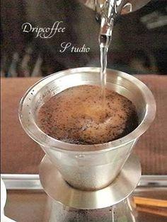 coffee dripper @Cara Thomson