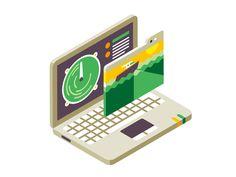 WSJ - Laptop by Marco Goran Romano