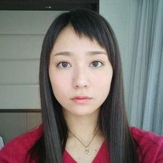 木村文乃の前髪が可愛い♡ざく切り前髪の作り方&6つのポイント≪サイレーン/前髪オン眉バング≫ | Jocee