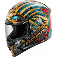 Casque   AFP PHARAOH MD