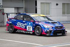 2017年のニュルブルクリンク24時間レースに参戦する「スバル WRX STI NBR CHALLENGE」