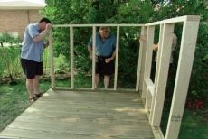 Video step-by-step on little shed/playhouse