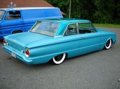 '61 Falcon Wheel Conversion: 4 to 5 lug - Page 2 - Ford Muscle Forums : Ford Muscle Cars Tech Forum