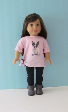 Hey, I found this really awesome Etsy listing at https://www.etsy.com/listing/228537615/american-girl-grace-thomas-pink-knit