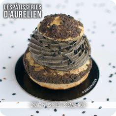 Paris Brest, Matcha, Cheesecake, Seeds, Deserts, Sugar, Breakfast, Image, Instagram