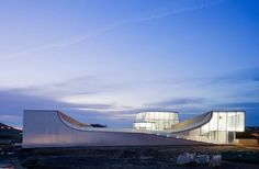 Steven Holl and the Musuem of Ocean and Surf