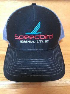 Speedbird Morehead City Nc Hat Cap Snapback Richardson Baseballcap Morehead City Morehead