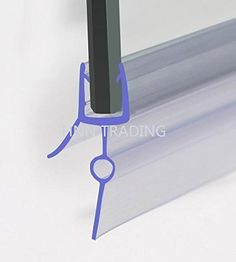 HNNHOME Rubber Plastic Bath Shower Screen Seal Strip For 4-6mm Glass Door Curved Straight 16-22mm Gap No description (Barcode EAN = 8800202993306). http://www.comparestoreprices.co.uk/december-2016-6/hnnhome-rubber-plastic-bath-shower-screen-seal-strip-for-4-6mm-glass-door-curved-straight-16-22mm-gap.asp