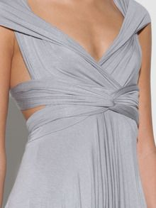 infinity dress- bridesmaid dress?