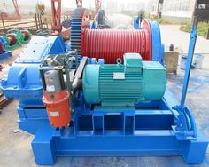 80+ motor winch in low price and high quality for sale