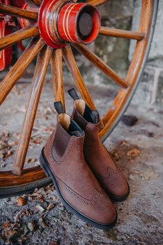 The Dubarry Femanagh men's Chelsea boot is new for autumn winter Available in walnut or brown. Men's Wardrobe, Wardrobe Staples, New Shoes, Men's Shoes, Sailing Boots, Country Boots, Shoe Horn, Fall Winter