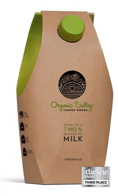 Organic Valley Milk - Lisa Ellerin, Alicia Prentice, Olivia Duval, Chris Yoon, Amy Ross, Blake Sanders