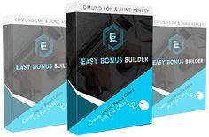 Easy Bonus Builder Review & Bonus  New Online App Lets You Build Your Own Bonus Pages In Just 3 Easy Steps! https://reviewproductbonus.com/easy-bonus-builder-review-bonus