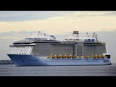 Anthem of the Seas, Tour of the Ship - YouTube