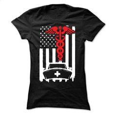 American Nurse T Shirts, Hoodies, Sweatshirts - #cool tee shirts #volcom hoodies. PURCHASE NOW => https://www.sunfrog.com/Funny/American-Nurse-62862797-Ladies.html?id=60505