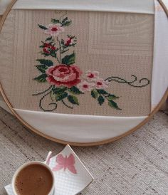 Cross Stitch Patterns, Diy And Crafts, Gull, Embroidery, Crochet, Design, Bumper Pads For Cribs, Letters With Flowers, Crochet Flowers