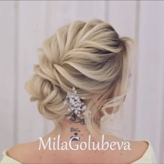 20 stylish updos to try / Latest Hair Trends 2019 20 Stylish Updo Hairstyles That You Will Want to Try / Latest Hair Trends 2019 A chic hairstyle that will make you run for all your casual, lazy days, spring mornings, sunny afternoons, summer evening Chic Hairstyles, Latest Hairstyles, Bride Hairstyles, Evening Hairstyles, Hairstyle Ideas, Peinado Updo, Hair Upstyles, Latest Hair Trends, Hair Videos