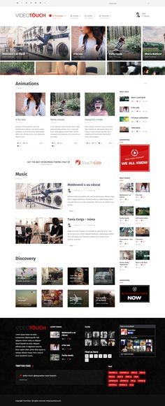 Olida - Premium Responsive Creative Parallax One Page WordPress ...