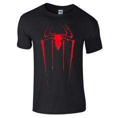 The Amazing Spider-Man Logo T-Shirt