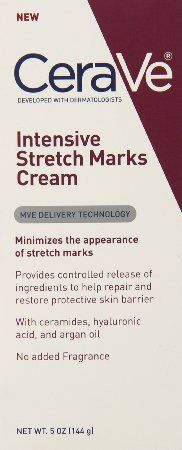 CeraVe Special Use Cream, Intensive Stretch Marks, 5 Ounce