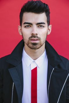 "Joseph Adam ""Joe"" Jonas is an American singer and actor. He was a member of the Jonas Brothers."