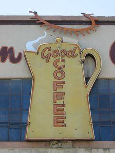 Good coffee.....